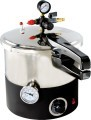 Heat Regulated Pressure Pot Heat Regulated Pressure Pot 8 qt.