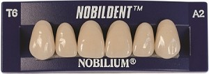 Nobildent Synthetic Polymer Teeth