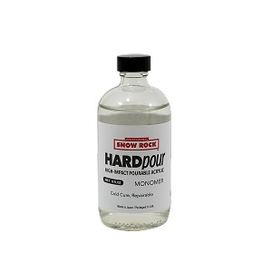 HardPour - High-Impact Pourable Acrylic - Liquid Only