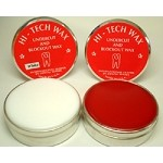 Block Out Wax Red 60g