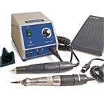 K.1090 Dual Handpiece Micromotor Kit, Hammer plus Rotary with 2.35mm (3/32