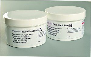 Myerson Extra Hard Lab Putty A&B