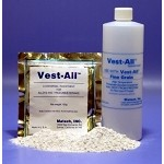 Vest-All : One powder/liquid ratio for all