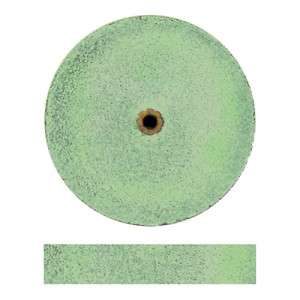 KOOLIES GREEN SHAPE-1 1''X3/16'' 50/BX