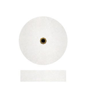 KOOLIES WHITE SHAPE-7 3/4''X3/16'' 50/BX