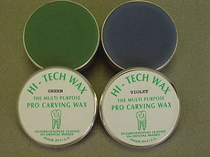 Pro Carving Multipurpose  Wax Green Opaque 70g